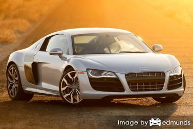 Insurance rates Audi R8 in Portland