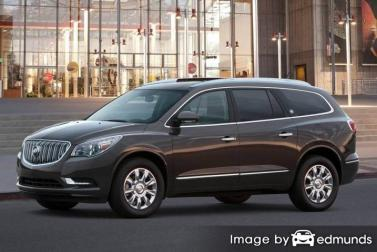 Insurance quote for Buick Enclave in Portland