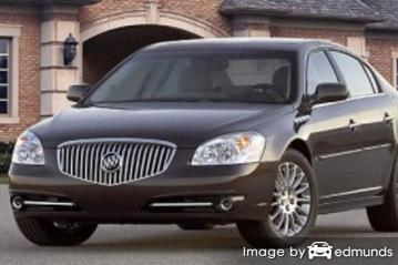 Insurance quote for Buick Lucerne in Portland
