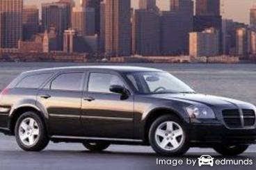 Insurance rates Dodge Magnum in Portland