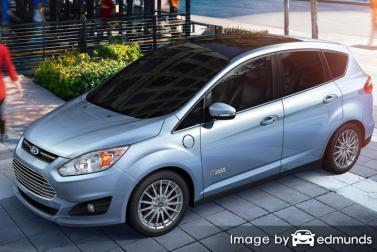 Discount Ford C-Max Energi insurance