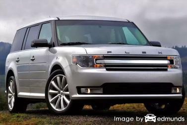 Insurance quote for Ford Flex in Portland