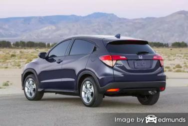 Insurance quote for Honda HR-V in Portland