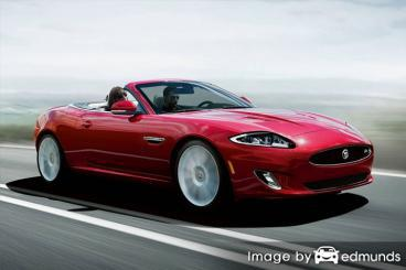 Insurance quote for Jaguar XK in Portland