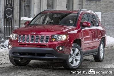 Insurance for Jeep Compass
