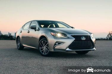 Insurance quote for Lexus ES 350 in Portland