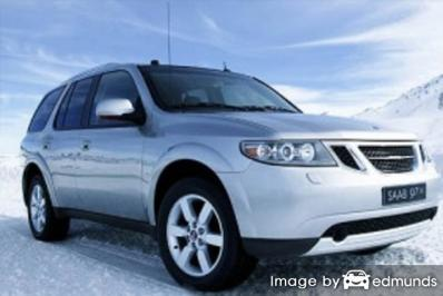 Insurance for Saab 9-7X