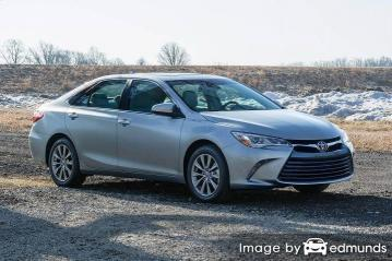 Insurance quote for Toyota Camry in Portland