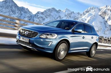 Insurance quote for Volvo XC60 in Portland
